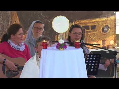 2018-05-12 Nagymarosi Ifjúsági Találkozó - Szentségimádás 2018.05.12 - tavasz