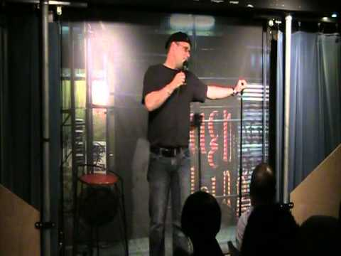 Danny Kelly Standup Comedy