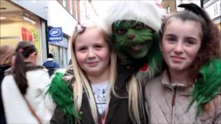 How the Grinch Stole Christmas In Whitehaven, Cumbria