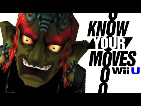 Ganondorf EXPOSED! - Know Your Moves! (Smash 4 Moveset Design Analysis)
