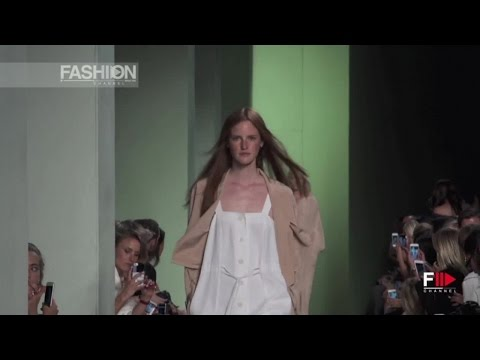 Смотреть онлайн о моде: TIBI Spring 2016 Full Show New York by Fashion Channel