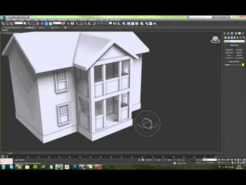 2012 house - Created from a referencepicture in one hour. Final polycount at 4883 tris. Music by me (the sound quality got messed up :/ ) http://soundcloud.com/sondrebot ...