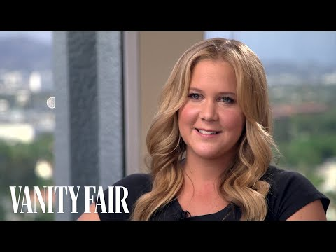 Amy Schumer Talks Comedy Central and Standup Comedy-@VFHollywood-Vanity Fair
