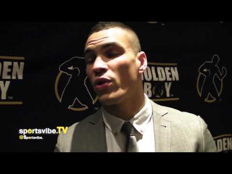 Anthony Ogogo On His Plans After Turning Pro With Golden Boy