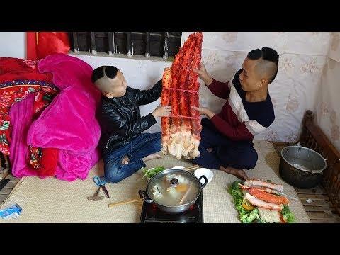 Lẩu Chân Cua Khổng Lồ - Thèm Rớt Rãi Với Món Ăn Đặc Biệt Này - Thời lượng: 20:54.