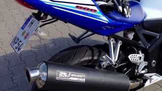 10. Suzuki GSX-R 600 K5 20th Anniversary