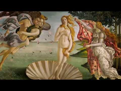 Firenze Uffizi 3D 4K