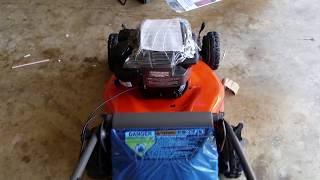 6. Husqvarna All Wheel Drive Lawn Mower | LC221A Unboxing & First Cut AWD
