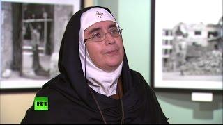 Матушка Агнес: Международное сообщество заигрывает с террористами в Сирии