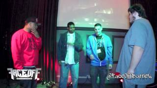 Face Off Battle League | T.R.O. Tha Kannibul vs. Paranormal