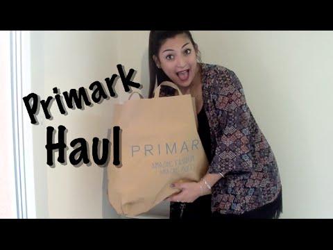 Haul Primark ♡ Accessoires, chaussures et sous vêtements