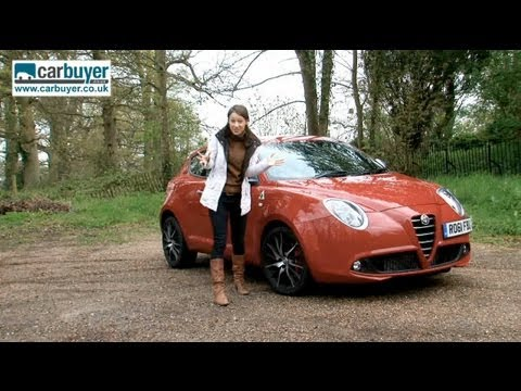 Alfa Romeo MiTo hatchback review – CarBuyer