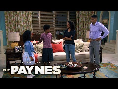 Nyla Tells The Kids They Are Moving Out | Tyler Perry's The Paynes | Oprah Winfrey Network