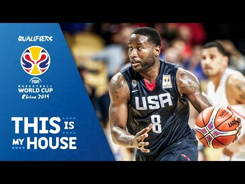 Team USAвs Best Plays of the FIBA Basketball World Cup 2019 - Americas Qualifiers