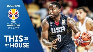 Team USA's Best Plays of the FIBA Basketball World Cup 2019 - Americas Qualifiers