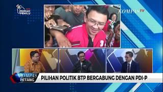 Video Dialog: Pilihan Politik BTP Bergabung dengan PDI-P MP3, 3GP, MP4, WEBM, AVI, FLV Februari 2019