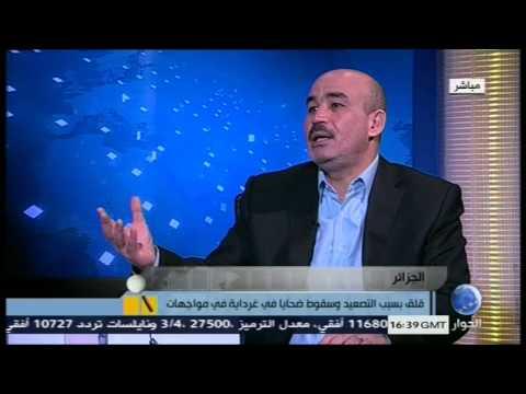 غرداية - محمد العربي زيتوت حول خبايا الفتنة المشتعلة في غرداية.
