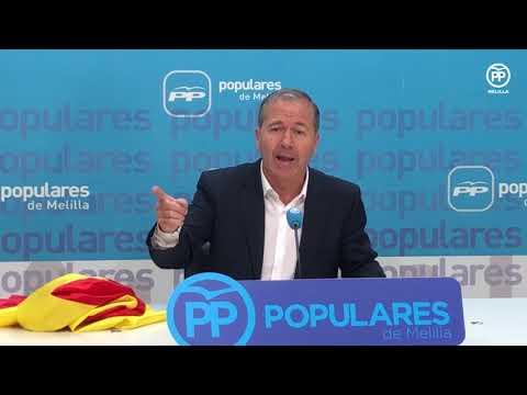 """Marín: """"El futuro de España lo decidimos entre todos los españoles"""""""