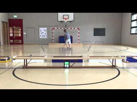 Polysportiver Ballsport-Test BBW