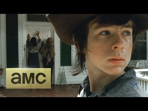 The Walking Dead 4.09 (Clip)