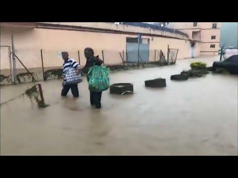 Πλημμύρες στην Γρενάδα