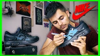 I got another pair of nike sneakers. Nike air max zero essential. I decided to do another custom graffiti sneakers. This video is like a little diy tutorial how to create custom nike sneakers.CUSTOM AIR FORCE 1: http://bit.ly/2tt74ga●●●●●●●●●●●●●●●●●●●●●●●●●●●●●●●●●●●My Art supplies:1. Markers: http://amzn.to/2sdrkAg2. Markers: http://amzn.to/2sdjbMiPainting Mask: http://amzn.to/2rCKYXEMy Tech gear:Drone: http://amzn.to/2sF1sP2Camera: http://amzn.to/2rrQus2POV Camera: http://amzn.to/2rDlRnwComputer: http://amzn.to/2sL5iWu●●●●●●●●●●●●●●●●●●●●●●●●●●●●●●●●●●●MY SHOP: http://doke.bigcartel.com/●●●●●●●●●●●●●●●●●●●●●●●●●●●●●●●●●●●FOLLOW ME:Facebook : http://on.fb.me/1NK2053Instagram : http://bit.ly/21aOj9n●●●●●●●●●●●●●●●●●●●●●●●●●●●●●●●●●●●●CONTACT ME:Email : doketv.info@gmail.com●●●●●●●●●●●●●●●●●●●●●●●●●●●●●●●●●●●●SEND ME SOMETHING:Martin HirnerP.O.BOX 1285003, Bratislava 53●●●●●●●●●●●●●●●●●●●●●●●●●●●●●●●●●●●●MUSIC :Beat maker:https://soundcloud.com/funky_fella