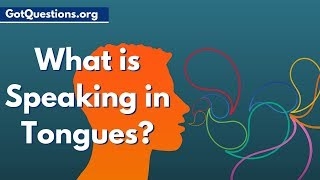 What is Speaking in Tongues, according to the Bible ( Talking in Tongues / Praying in Tongues )? Is it one of the required spiritual...