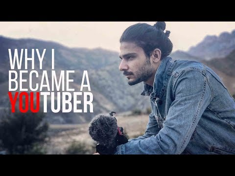 WHY I BECAME A FULL TIME YOUTUBER | UKHANO