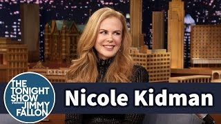 Video Jimmy Fallon Blew a Chance to Date Nicole Kidman MP3, 3GP, MP4, WEBM, AVI, FLV Juli 2018