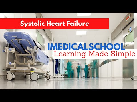 Medical School – Heart Failure with Reduced Ejection Fraction (Systolic Heart Failure)
