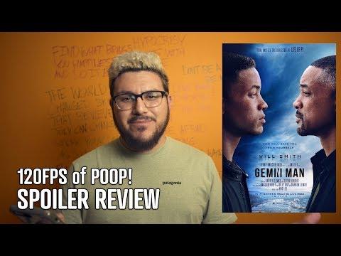 Gemini Man = 120FPS OF POOP! (Spoiler Review)