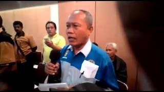 Protes keras supir taksi jogja ke angkutan ilegal