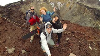 Mount Fuji Japan  City pictures : Mt. Fuji Japan - GoPro HD