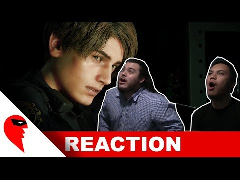 Resident Evil 2 E3 2018 Trailer Reaction