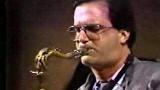 Michael Brecker 'Sonnymoon' at North Texas, 1984