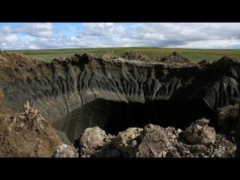 NASA's Tom Wagner on Siberian Holes and Methane