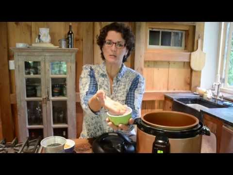 Cooking Grains In A Pressure Cooker