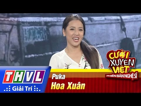Cười xuyên Việt Phiên bản nghệ sĩ 2016 Chung kết xếp hạng: Puka