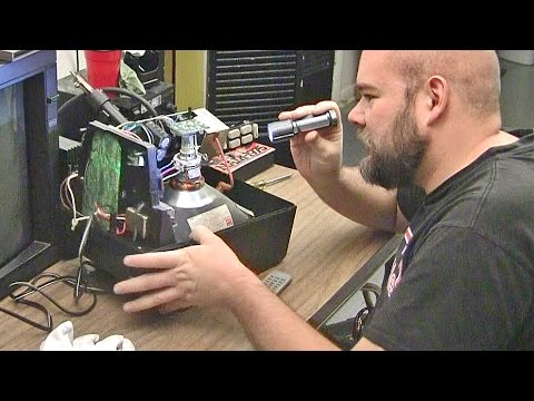 Vectrex - My first console - broken - easy repair