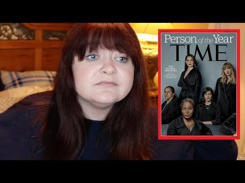 Taylor Swift is on TIME Magazine's Person of the Year Cover...