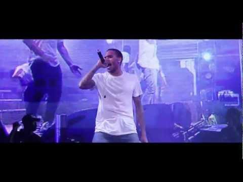 Chris Brown -SUPAFEST - DANCE Webisode-