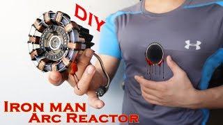 Video Iron Man ARC REACTOR - найпростіший спосіб зробити це за допомогою простих матеріалів MP3, 3GP, MP4, WEBM, AVI, FLV Juli 2018