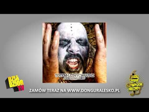Tekst piosenki DonGuralEsko - Mówią tam na blokach po polsku