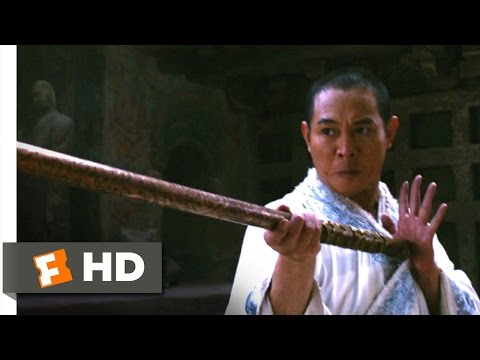 The Forbidden Kingdom (5/10) Movie CLIP - The Silent Monk (2008) HD