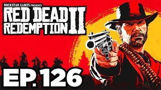 Red Dead Redemption 2 Ep.126 - A HORRIBLE ACCIDENT, GOING FISHING WITH JACK! (Gameplay / Let's Play)
