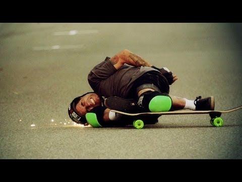 king of downhill slide: sergio yuppie