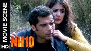 Aaj Ka Din Beheno Ke Liye Theek Nahi Hai   Nh10   Movie Scene   Anushka Sharma  Neil Bhoopalam