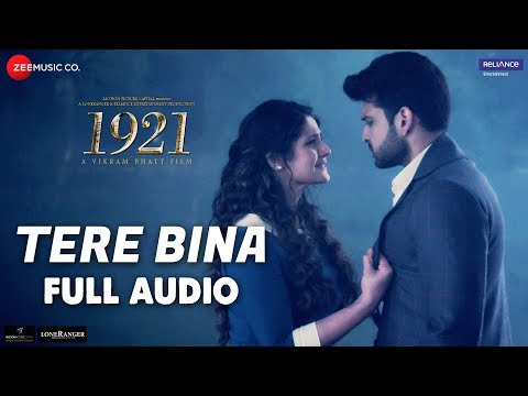 Tere Bina - Full Audio | 1921 |Zareen Khan & Karan