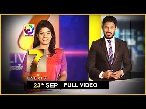 Live at 7 News – 2018.09.23