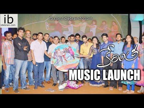 Kerintha Music Launch